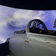 """Стационарный комплексный тренажер летчика самолета МиГ-29 (индекс """"КТС-21М"""") фото"""