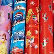 COPY Бумага упаковочная, подарочная. фото