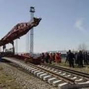 Ремонт железнодорожных путей фото