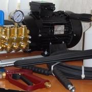 Насосы высокого давления BERTOLINI TML 1520 c электродвигателем NICOLINI для автомоек фото