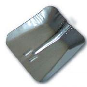 Лопата алюминиевая 360х380мм фото