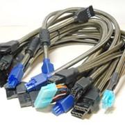 Изготовление кабелей и жгутов фото