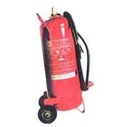 Огнетушитель порошковый ОП-100 фото