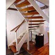 Лестницы, ступени и перила фото