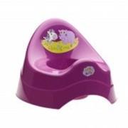 Музыкальный горшок Зоо - фиолетовый Maltex. 1995. фото