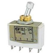 Выключатель ТВ1-1М (тумблер) фото