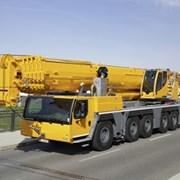 Автокран 250 тонн аренда  фото