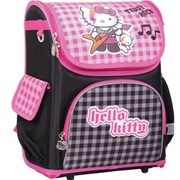 Детский школьный ранец Kite Hello Kitty фото