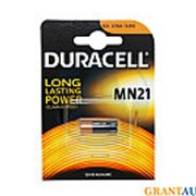 Элемент питания DURACELL MN21 BL1 фото