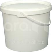 Ведро пластиковое 5 литров с контр. замком Арт.ВП 5 фото