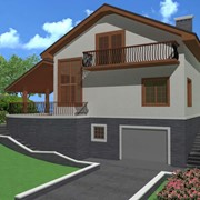 Проект дома купить Украина фото