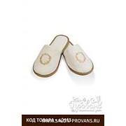 Тапочки Soft Cotton SEHZADE экрю 40-42 фото