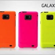 Чехлы на Samsung Galaxy S2 Zenus Air jacket neon series фото
