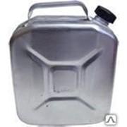 Канистра алюминиевая 10л КГ2904 фото