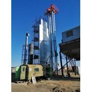 Зерносушилка RIR-120. Шахтная, 120 т/ч. Завод RiR-standart фото