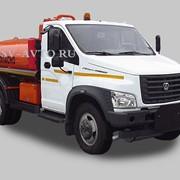 Топливозаправщик АТЗ-4,9 ГАЗон C41R13 фото
