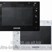 Домофон Kocom KCV-A374SD MONO black, white фото