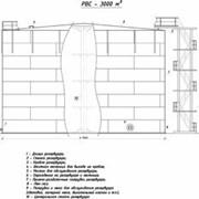 Резервуар вертикальный стальной РВС-3000 м3 фото