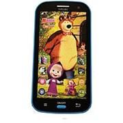 Интерактивный телефон Маша и Медведь фото