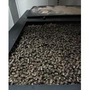 Пеллеты из лузги подсолнечника (гранулированные) фото