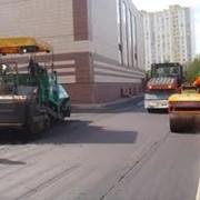 Асфальтирование дорог, территорий, демонтаж асфальтобетонного покрытия фото
