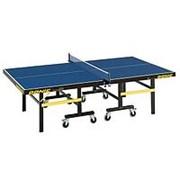 Профессиональный теннисный стол Donic Persson 25 синий фото