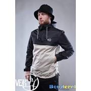 Куртка Veik Anorak Militant Black x Light, код: 3562102 фото