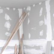 Отделка стен гипсокартоном фото