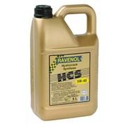 Масло моторное Hydrocrack Synthese HCS 5W40, 5 л фото