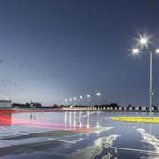Светодиодный прожектор высокой мощности фото