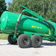 Машина для внесения жидких органических удобрений МЖТ-Ф-11 фото