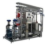 Оборудование технологическое для пищевой промышленности: Пастеризационно-охладительная установка молока фото