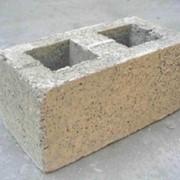 Блок из ячеистого бетона для кладки на раствор (2к) фото