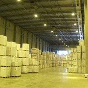 Перевалка и ответственное хранение различных грузов. фото