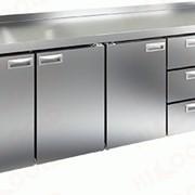 Стол холодильный Hicold SN 1113/TN фото
