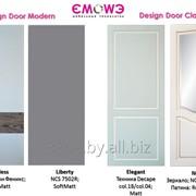 Двери безрамочные Design Door для шкафов-купе фото