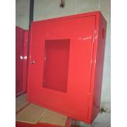 Противопожарный шкаф фото
