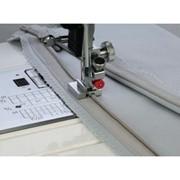 Лапка для вшивания потайной молнии JANOME фото