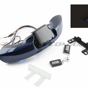 Аудиосистема 2.0 mod:MT610 NEO траверсная 2, 2*5W синие,сигнализация, МР3/USB/SD, водонепрониц. фото