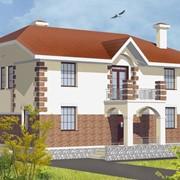 Готовые проекты домов. Индивидуальное проектирование фото