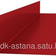 Планка примыкания верхняя 250х147х2000 Colorcoat Prisma® фото
