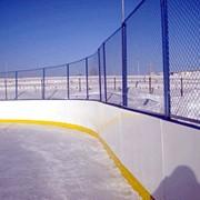 Хоккейный борт фото