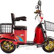 Электроскутер Trike 500W - электротрицикл Greengo V5 500W Eltreco Greengo V5 фото