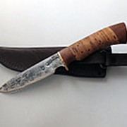 Нож Пума (малый) из стали 9ХС фото