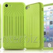 Чехол ItSkins Ruthless for iPhone 5C Green (APNP-RTHLS-GREN), код 54923 фото