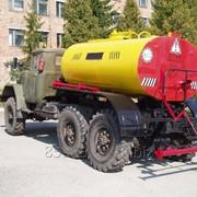 Автогудронатор Аг-3,5 фото