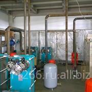 Монтаж энергетического оборудования фото