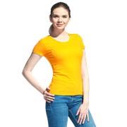 Женская футболка StanGalantWomen 02W Жёлтый M/46 фото