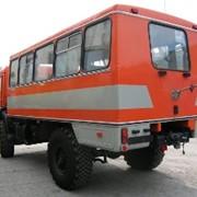 Автобус вахтовый КАМАЗ 42111, (4х4), Автобусы вахтовые фото