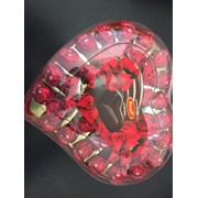 """Подарочные конфеты """"RASA"""" 350г( сердечко) фото"""